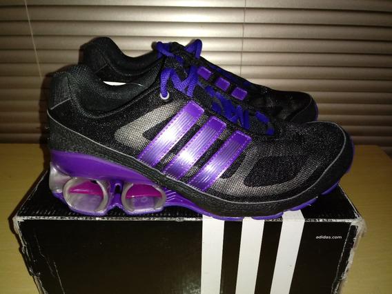 Tenis adidas Devotion Pb 4 Preto Roxo Tam 35 Outletctsports