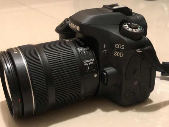 Canon 80d Câmera Corpo