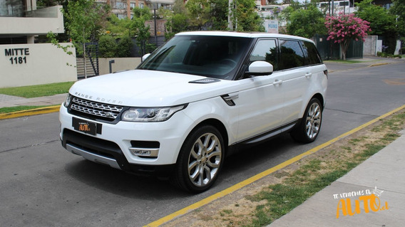 Land Rover Range Rover Sport Supercharged 5.0. 2014