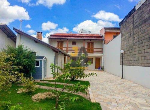 Imagem 1 de 21 de Sobrado Com Móveis Planejados, Com 2 Dormitórios - Aceita Permuta, Loteamento Residencial Fonte Nova Valinhos - Ca14515