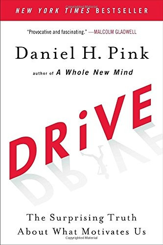 Book : Drive: The Surprising Truth About What Motivat (6008)