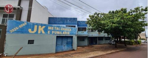 Sala Para Alugar, 581 M² Por R$ 8.000/mês - Coqueiral - Cascavel/pr - Sa0131