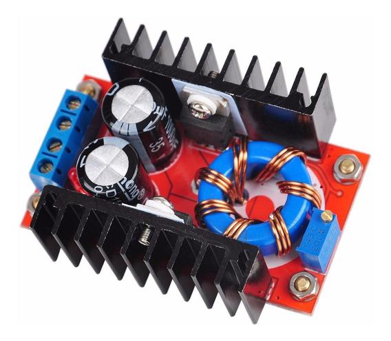 Regulador Controlador Voltagem 12v A 35v Step Up 16a