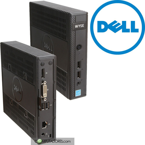 Thin Client Dell Wyse Dx0d-d90d 2gb, 4gb Flash, Win7 Embedded