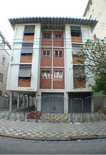 Imagem 1 de 15 de Apartamento Com 2 Dorms, Boqueirão, Santos - R$ 480 Mil, Cod: 2671 - V2671