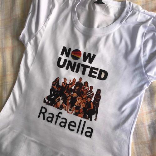 Imagem 1 de 1 de Camiseta Now United