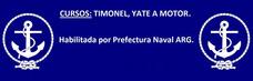 Registro Cursos Timonel Yate Motor