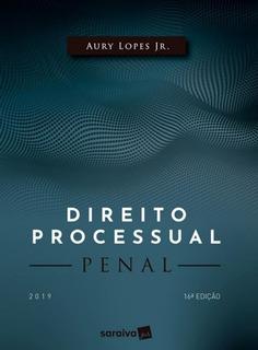 Direito Processual Penal - 16ª Ed
