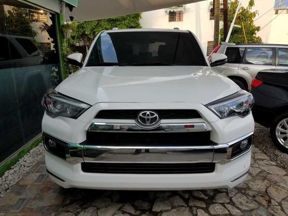 Toyota 4runner Sr5 4x4 2017