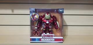 Iron-man Hulkbuster Metal De Colección
