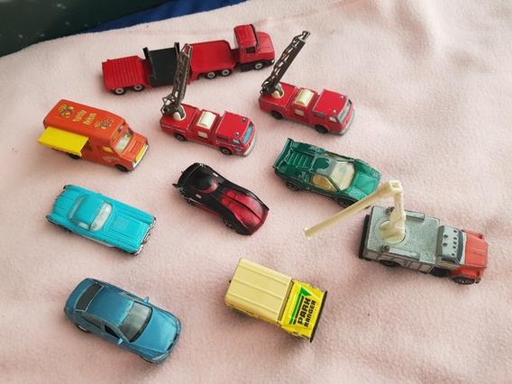 Lote De Autos Majorette, Welly Y Matchbox