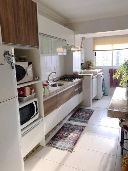 Apartamento Em Campinas, São José/sc De 107m² 3 Quartos À Venda Por R$ 550.000,00 - Ap187454