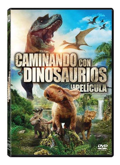 Dvd Caminando Con Dinosaurios La Pelicula 20th Century Fox Mercado Libre