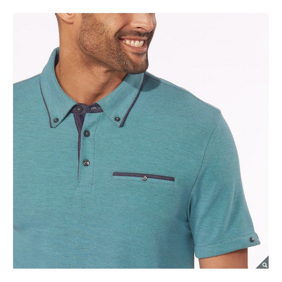 Playera Tipo Polo Para Caballero English Laundry