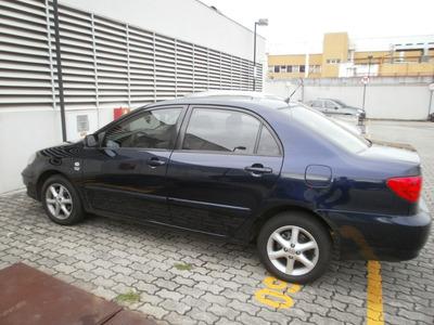 Toyota Corolla 2008 Xli 1.8 Flex 4 Portas