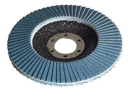 Imagen 1 de 3 de Disco Flap / Lija 115 Mm / 4.5  Para Amoladora - Grano 60
