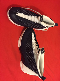 Tenis Jordan 15 Retro Blancos