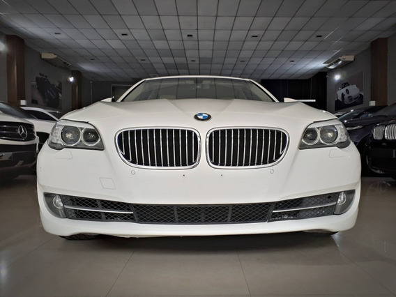 Bmw 528i Turbo 2.0. Branco 2012/13