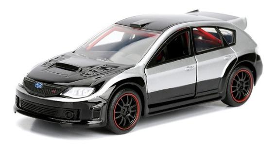 Rapido Y Furioso Subaru Wrx Hatchback N°40 La Nacion