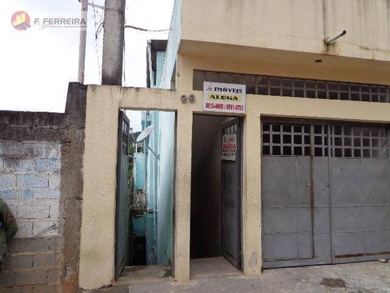 Casa Residencial Para Locação, Jardim Idemori, Itapecerica Da Serra. - Ca0041