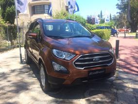 Nueva Ford Ecosport 2018 0km 1.5t Caja Manual