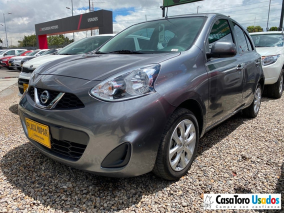 Nissan March At 1600cc 2019