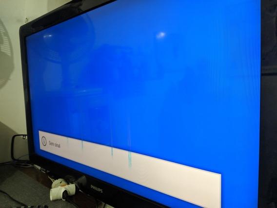 Tv Philips 40pfl3606d/78 Defeito Na Tela
