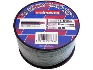 Cable De Instalación Nº16 Verde