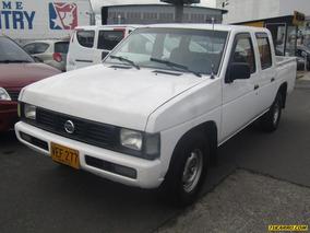 Nissan D-21 2.4cc