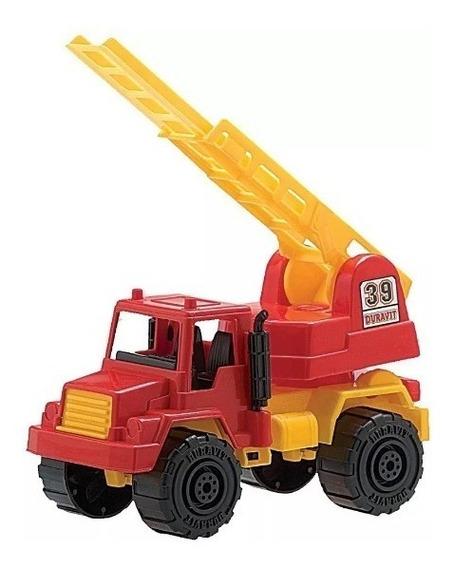 Camión Bombero Duravit 650 Mediano - Diverti Toys