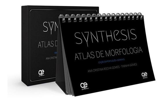 Livro Synthesis Atlas De Morfologia - Tininha Gomes