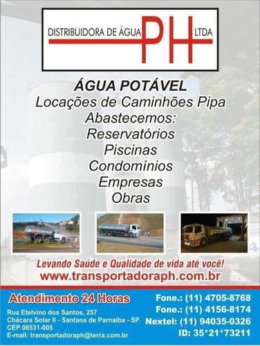 Imagem 1 de 2 de Transporte De Água Potável - Caminhão Pipa