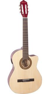 Guitarra Electroacustica Paganine Pag-kc39ctv-n