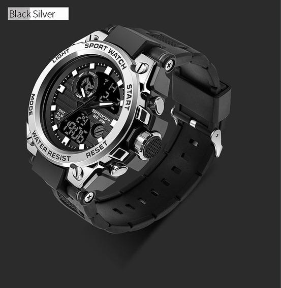 Relógio Masculino Sanda 739 Original Com Caixa Barato