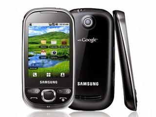 Samsung Galaxy 5 I5500 Android 2.1 Gps 3g Preto | Vitrine