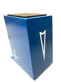 Cajon Pithy Embaixador Acústico Modelo 2019 - Azul