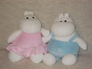 Muñeco Plush - Peluche Juguete Para Bebés Y Niños - Hipo