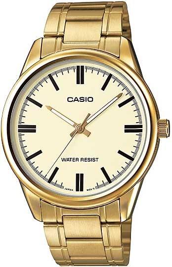 Relógio Casio Masculino Classic Standard Mtp-v005g-9audf