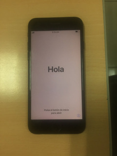 iPhone 7 Negro Mate De 32 Gb