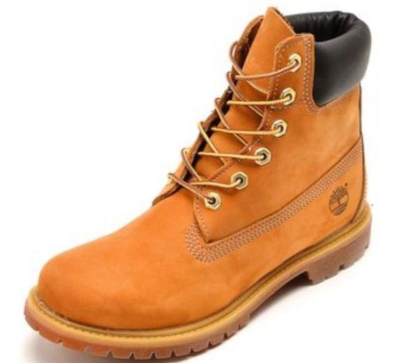 Bota Timberland Tbl Yellow Boot