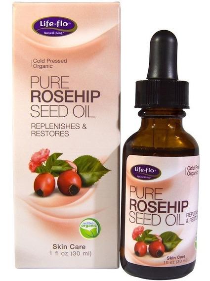 Aceite Esencial Semilla Rosa Mosqueta 100% Puro Prensado Fri