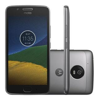 Celular Motorola Moto G5s Platinum 5.2 4g Android 7.1 Octa-c