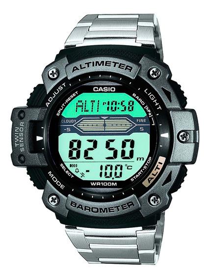 Relógio Casio Masculino Sgw-300hd-1avdr Prata - Refinado