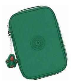 Lapicera Kipling Para 100 Piezas Color Verde Crocodile Green
