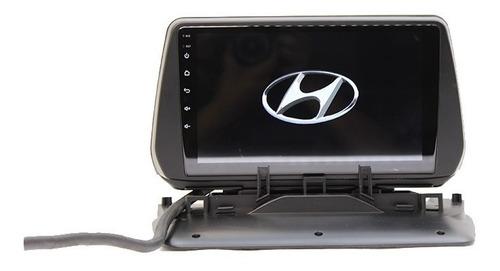 Radio Android 11.1 Con Adaptador Kia Chevr Mazd Hyundai Ford