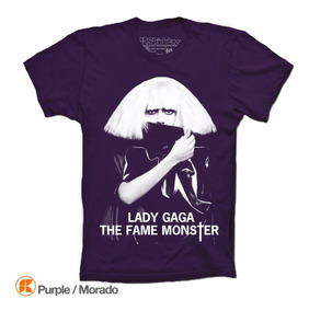 Lady Gaga Playeras Fame Monster Skiddaw T-shirts