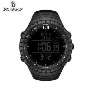 Relógio Senors Esporte Militar Digital
