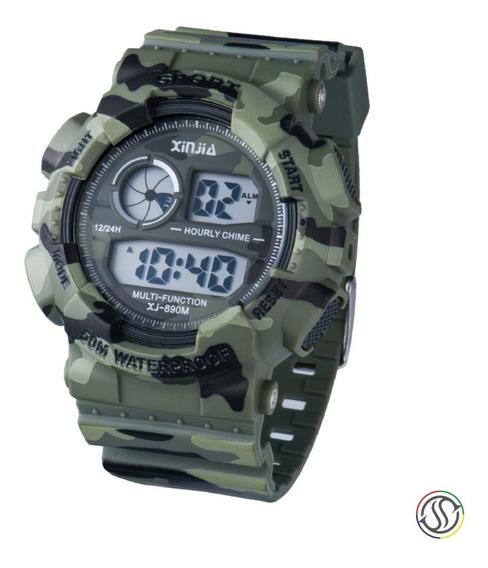 Relógio Xinjia Xj-890m Sport Original