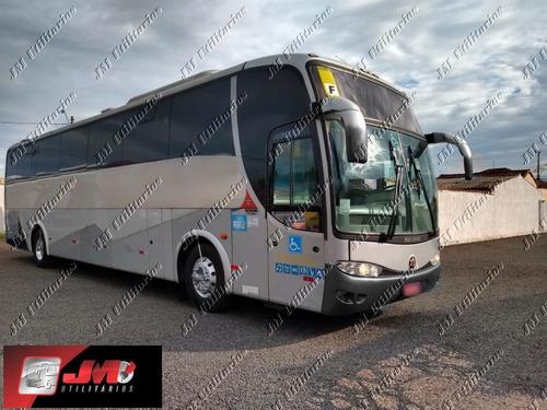 Paradiso G6 1200 Ano 2008 Scania K340 Jm Cod 1271