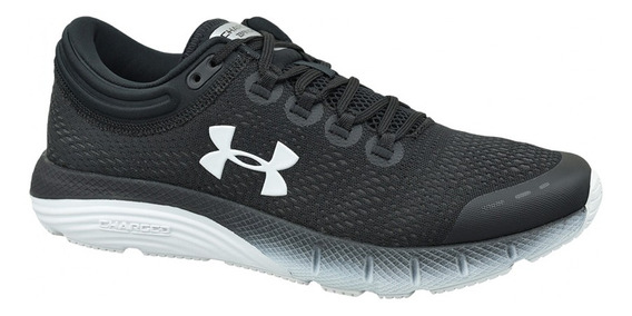 Zapatillas Under Armour Ua Charged Bandit 5 Hombre Ng/ng